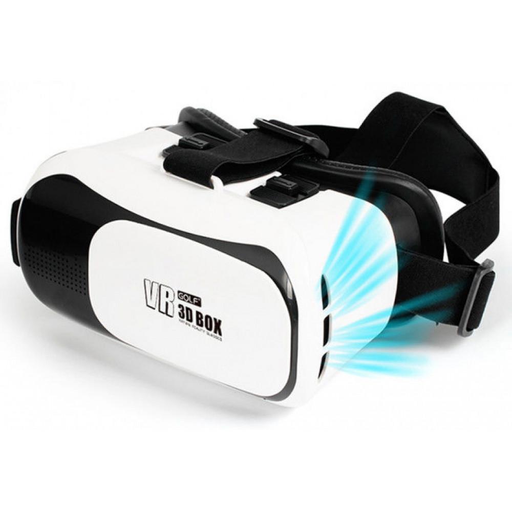 Очки виртуальной реальности GOLF 3D VR BOX GF-VR01 Для дисплеев 4,5-6d