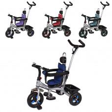 Велосипед детский трехколесный TILLY THUNDER Фиолетовый