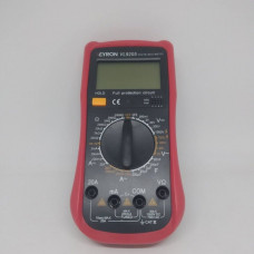 Цифровой Профессиональный мультиметр EYRON VL-9205 тестер вольтметр