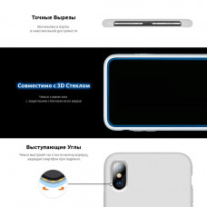 Панель Armorstandart Silicone Case 3D Series для Xiaomi Redmi Note 5 Red (ARM53883)