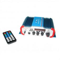 Усилитель звука стерео с пультом UKC CM 2042U (008342)