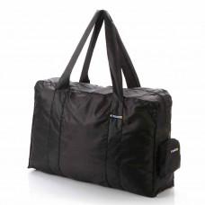 Складная спортивная сумка Travel Blue 16 л Черная (051)