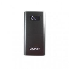 УМБ Aspor Q-388 10000 mAh Черный (200173)