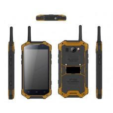 Защищенный мобильный телефон Land Rover NF1 (Land Rover G3) orange РАЦИЯ, Android, 4G
