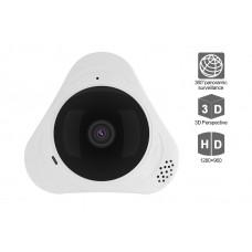 3D панорамная WiFi / IP камера Yoosee VR360 (EC-P02B)