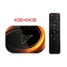 Смарт ТВ приставка VONTAR X3 4/64Gb