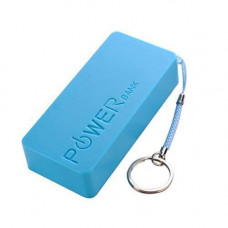 Power Box (2х18650) пластик, USB(1A) -148