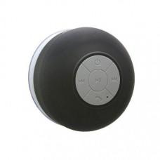Портативная колонка MHZ BTS-06 водонепроницаемая Black (005975)
