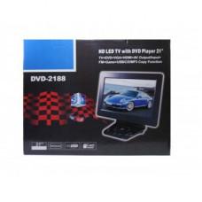 Портативный TV DVD плеер 2188