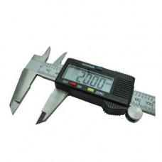 Электронный штангенциркуль микрометр с LCD Digital Caliper в кейсе (000002)