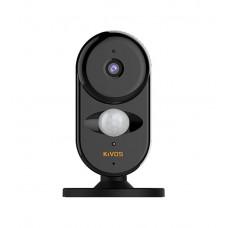 IP WiFi видео сигнализация c записью в HD 720P и сиреной Kivos KVA007