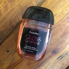 Средство для дезинфекции рук Gloss Powder Aroma Санитайзер 29 мл (city6.1)