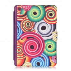 Leather Case for Amazon Kindle Paperwhite Hypnotic