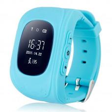 Smart Baby Watch Q50 синие с GPS трекером. ОРИГИНАЛ инструкция на русском языке