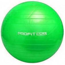 Фитбол мяч для фитнеса Profit 85 см усиленный 0384 Зеленый (007312)