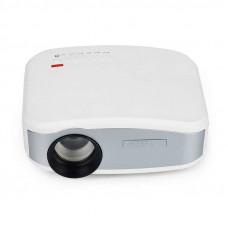 Портативный мини LED проектор Cheerlux 1500 lumen с динамиком + TV тюнер (117)
