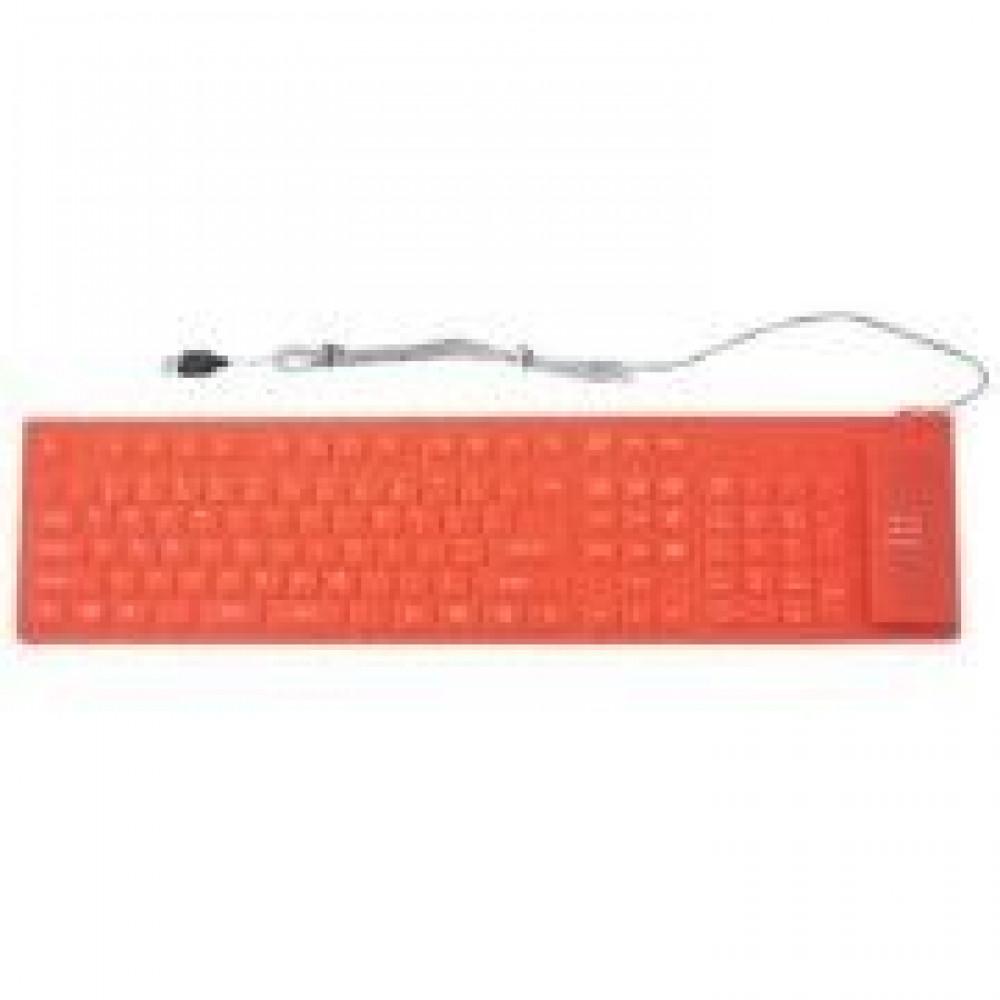 Гибкая Клавиатура 47004 Red