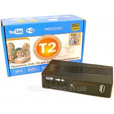 Т2 Тюнер DVB-T2 MEGOGO SMALL с поддержкой wi-fi адаптера