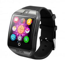 Умные часы Smart Q18 Black изогнутый 2.5D дисплей !