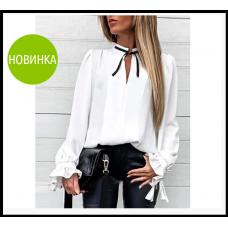 """Модная женская блуза """"Mentola"""" 5 цветов"""
