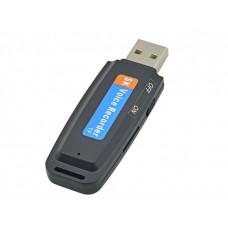 Диктофон цифровой BauTech Micro SD Mp3 USB 32 GB