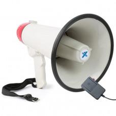 Мегафон рупор громкоговоритель Yaochen HW 20B Белый с красным (006211)