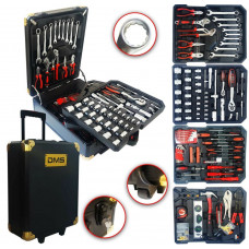 Профессиональный набор инструментов DMS 420 предметов с тележкой (TWK-aus(749tlg))