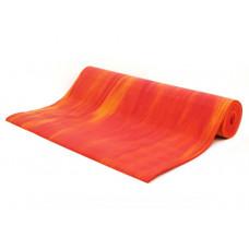 Коврик для йоги Bodhi Ganges 183 x 60 x 0.6 см Оранжевый (000000224)