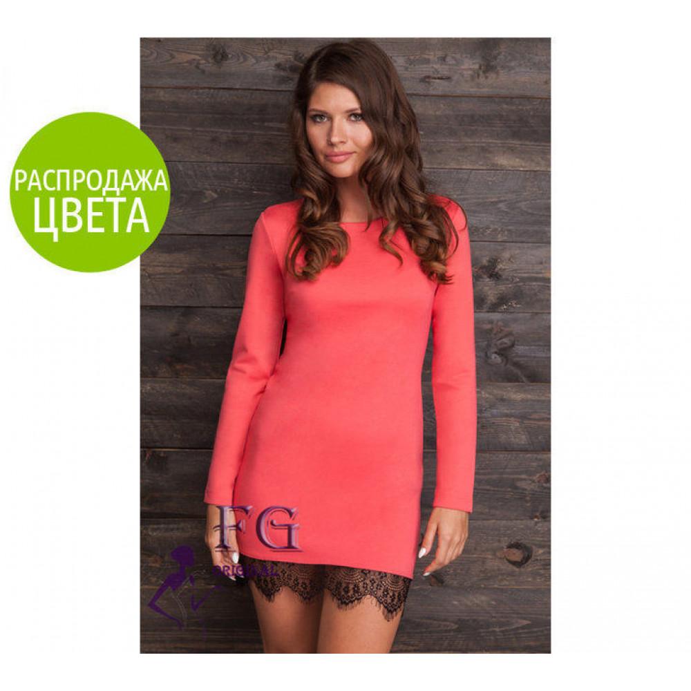 """Платье с кружевом """"Ivona"""": распродажа цвета"""