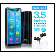 Mahdi M7 HIFI MP3 ПЛЕЕР ПОРТАТИВНЫЙ 8 GB  3,5 ДЮЙМА IPS ЭКРАН FM-РАДИО ЧЕРНЫЙ