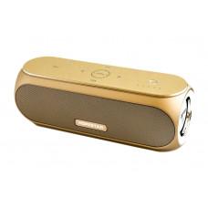 Портативная акустическая стерео колонка Hopestar H19 Gold