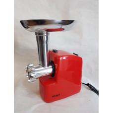 Электрическая бытовая  мясорубка  Wimpex WX 3077 (2000 Вт), электромясорубка с насадкой кеббе  для колбасок