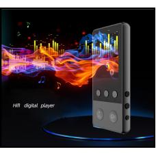 MP3 Плеер MAHDI A5  8Gb, 80 часов работы без подзарядки, Bluetooth, черный