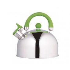 Чайник со свистком Unique UN-5302 (2,5 л) из нержавеющей стали, для всех типов плит