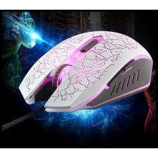 Проводная игровая мышь Wrangler  HSD с подсветкой