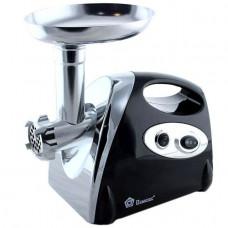 Мясорубка соковыжималка электрическая Domotec MS2019 2400W Black (007351)