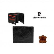 Кожаный кошелек Pierre Cardin 325-TILAK02 TEXAS BLACK