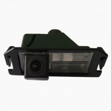 Штатная камера заднего вида Prime-X MY-12-3333 (Hyundai Accent (2011+) н.в., KIA Pro Ceed, Rio 3 н.в. i30 2012 тип2)