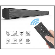 Саундбар Sanwo, 32-дюймовая звуковая панель с 2,0 каналами с Bluetooth-динамиком