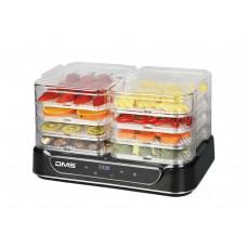 Сушилка для овощей и фруктов DMS da-02 550 Вт Черная (4251362402452)