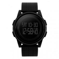 Спортивные Часы Skmei Smart 1206 черные водостойкость 50 м
