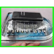 Универсальные Блоки Питания 90W 15-20v Комплект Сменных Штекеров для Ноутбуков