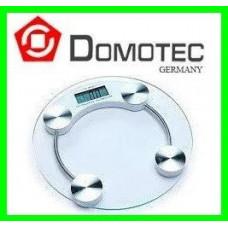 Электронные Напольные Весы до 180кг DOMOTEC Закаленное стекло
