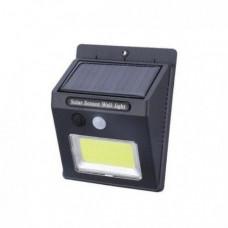 Уличный фонарь Solar SH-1605 С датчиком движения на солнечной батарее (200544)