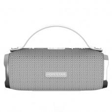 Портативная акустическая Bluetooth колонка Hopestar H24 Gray