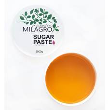 Сахарная паста Milagro для шугаринга Ультрамягкая 3000 г (nr1-160)