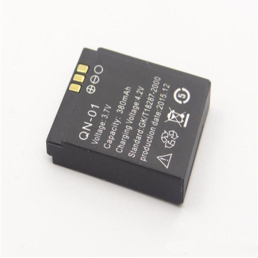 Аккумулятор На Смарт Часы модели DZ09 / A1 / GT08  Мощность 380mAh