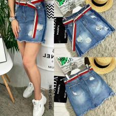 Юбка джинсовая 25-30 размеры New Jeans Весна – лето 2019