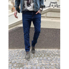 Мужские джинсы 0646 joger  батальные осенние стрейчевые  33р Распродажа!