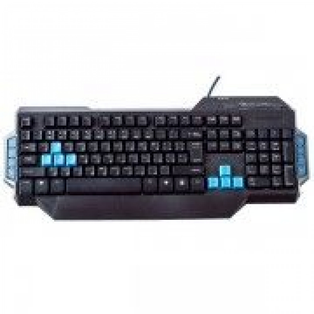 Проводная клавиатура E-Blue Mazer-type X EKM072BKR